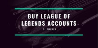 How to Buy a LOL Smurf Account Safely?